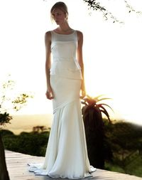 Amanda Wakeley Wedding Dresses 2012