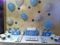 Winter Snowflake Party #winter #snowflakeparty