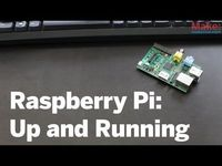 Raspberry Pi: Up and Running From Maker Shed