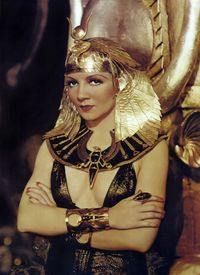 Cleopatra - Cecil B DeMille 1934