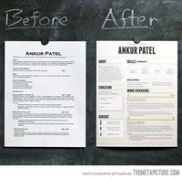 How to make your resume stand out�€�