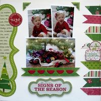 A Project by Aly D from our Scrapbooking Gallery originally submitted 11/21/11 at 08:59 AM