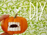 simple halloween crafts - love these!
