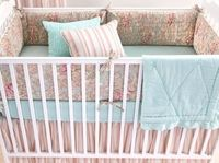 Pool Ophelia Crib Bedding - 3 Piece Set