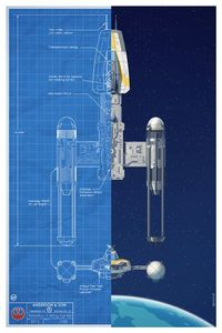 Image of The Battle of Yavin: Rebel Y-Wing