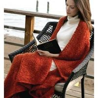 Heaven �€˜n Hell Throw - FREE Knitting Pattern - Planet Purl
