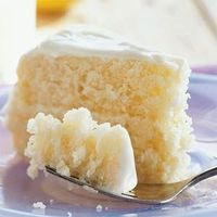 Lemon Cake ... 3 scoops of Country Time Lemonade mix in white cake mix. Works perfectly! I also make a glaze with 1 scoop Country Time, 1 cup powdered sugar, 1 tsp vanilla and just enough milk or water to make the sugars dissolve. If you like pink icing, ...
