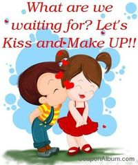 Tips To Celebrate Kiss & Make Up Day!