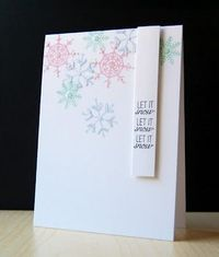 My Paper Secret: Papertrey Ink September release in review - card
