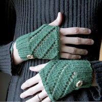Cute handwarmers, and easy too!