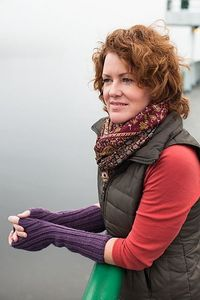 Ravelry: Ferryboat Mitts pattern by Churchmouse Yarns and Teas