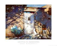 Santa Fe Shadows, Gary Blackwell