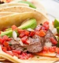 """Dr. Oz does it again. He found Chef Garcia's Steak Tacos, which will """"man up"""" your meals and satisfy that steak craving I'm sure some you ladies get ;)"""