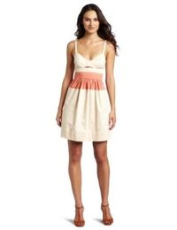 Jessica Simpson Women's Bow Bodice Sundress