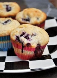 blackberry and cream cheese muffins... can we say breakfast