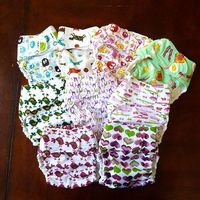 make your own cloth diapers