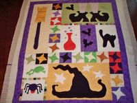 3 Halloween Quilts We Love | Stitches of Love Quilting