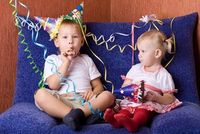 How to celebrate New Year's Eve with toddlers