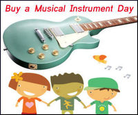 Buy a Musical Instrument Day?