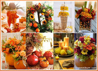 """Fall Home Decorating Ideas �€"""" Quick and Simple!"""