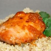 Crock Pot Apricot Chicken by jessfuel