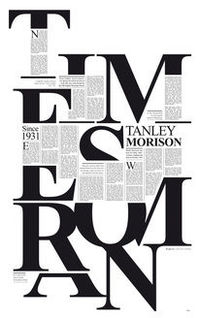 Times New Roman on the Behance Network