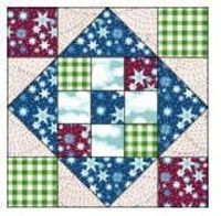 ~ Comforts of Home Quilt Block Pattern