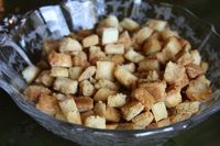 These are the best croutons!