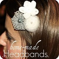 Homemade Headband