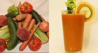 New To Juicing? Try this simple and easy Rainbow Juice!