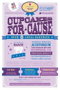 Giveaway: Inland Empire Cupcake Fair VIP Tickets! | The Dish