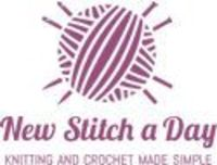 NewStitchaDay.com-great site for knitting and crochet tutorials
