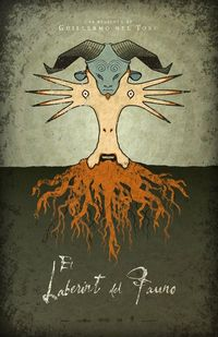 Pans Labyrinth Movie Poster $20