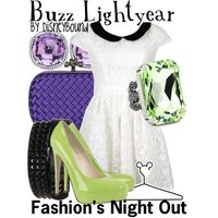 Buzz Lightyear - Fashion's Night Out