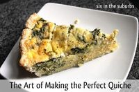 The Art of Making the Perfect Quiche