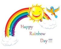 Find a Rainbow Day!