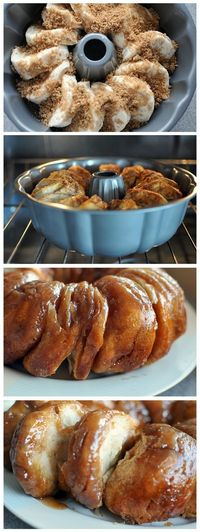 Day 12 - Christmas Morning Cinnamon Rolls - Click image to find more Food & Drink Pinterest pins