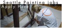 We are hiring... seattle painters