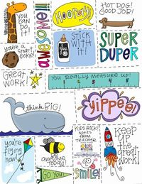 Notes from teacher - free printable