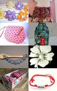 Etsy Treasuries I Have Been Added to