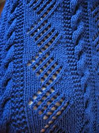 Free Pattern: kelawrence's Julia's Throw. Go to 'About this Pattern' on the right for Double Delight Shawl pattern