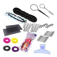 10 Pcs Hairdressing Accessories