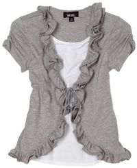 Upcycle an old tee to this, so cute