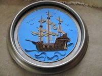 Pirate Ship by Paula Hogue: Quilling Cafe