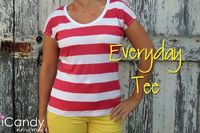 Everyday Tee - Patten