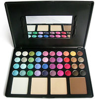 44 Colors Special New Complexion Makeup Palette (Eye Shadow & Powder Foundation)