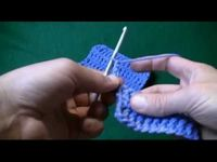 Left hand crochet tutorials !!!!!!!!!!!!!!!!!!!!