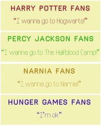 hunger games fans