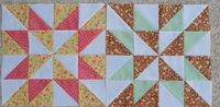Free Pinwheel Block Patterns!