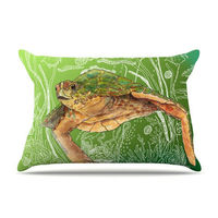 Shelley Pillowcase by Catherine Holcombe for Kess Inhouse